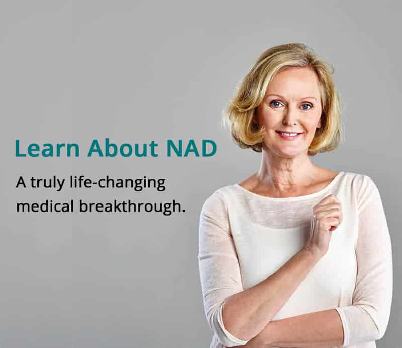 learn about nad benefits